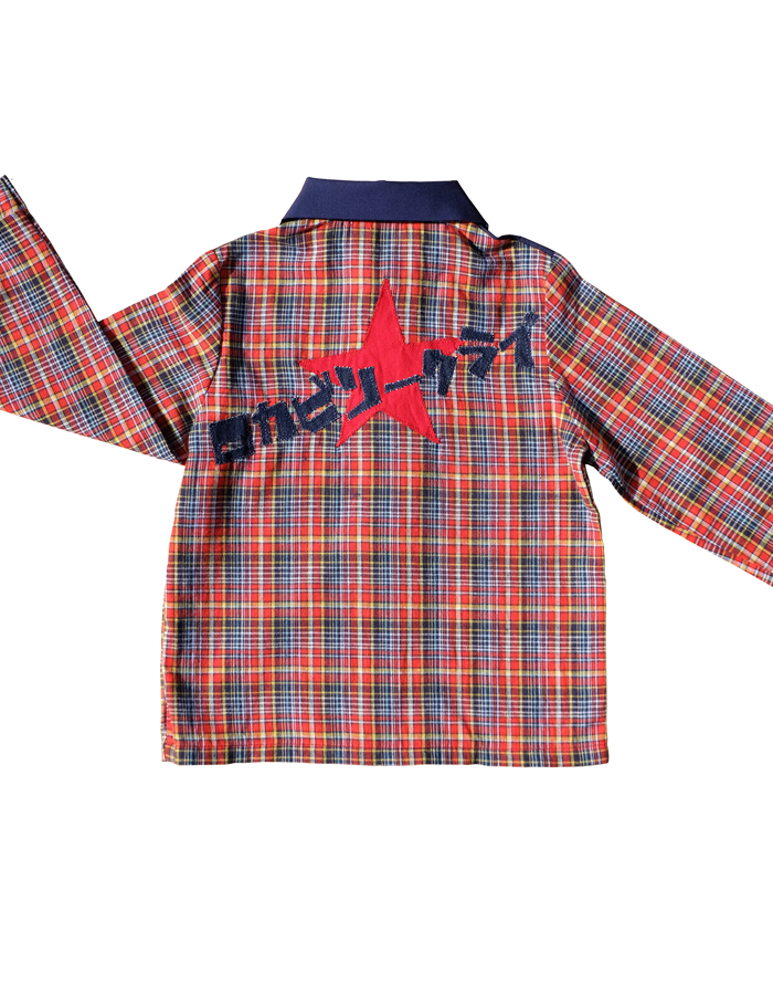 """ROCKABILLY CRAP"" WESTERN SHIRT – 4Y - product images  of"