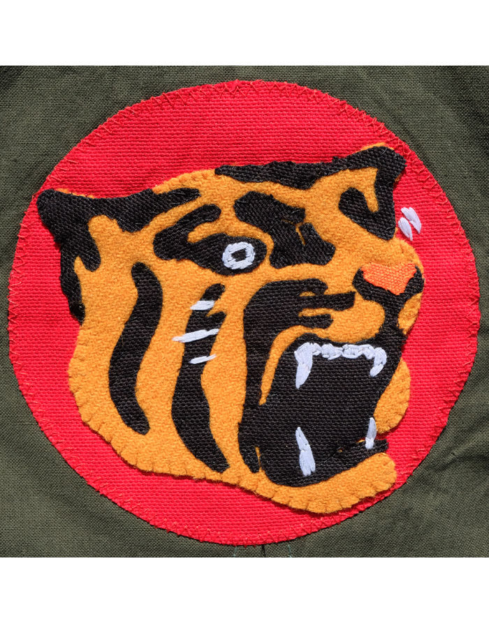 """TIGERRR"" OVER SHIRT– 2-3Y - product images  of"