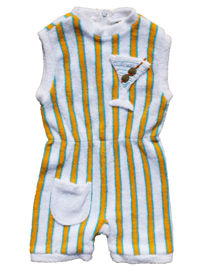 """DIRTY MARTINI"" ROMPER - 6M - product images  of"