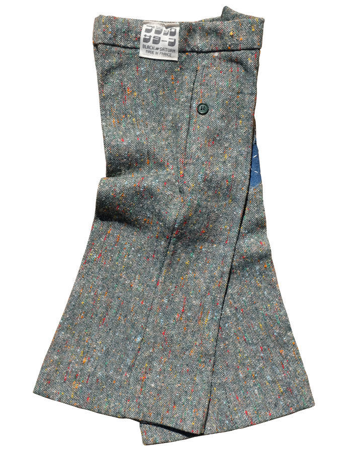 """BIG EYE KITTY"" TWEED TROUSERS – 2-3Y - product images  of"