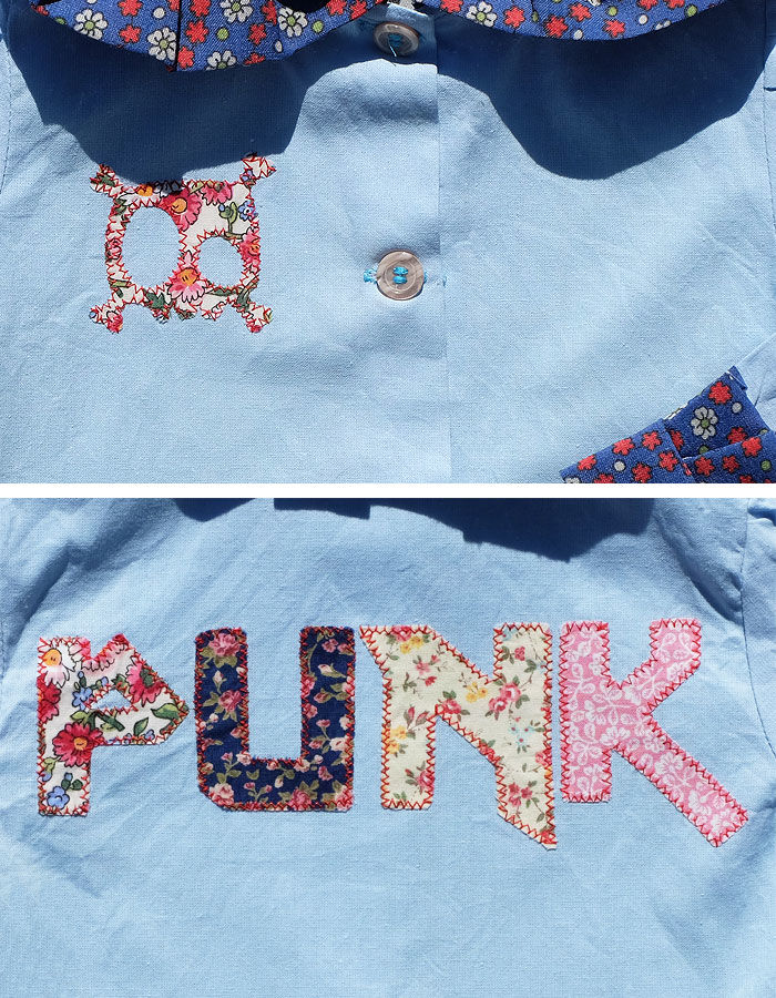 """PUNK"" LIBERTY SHIRT – 3Y - product images  of"