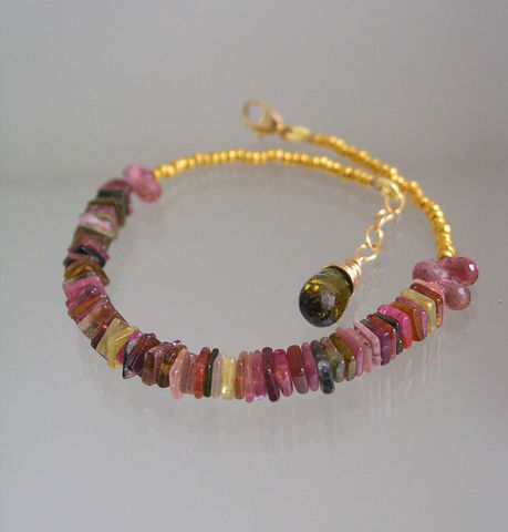 Tourmaline,Vermeil,Beaded,Bracelet,,Colorful,Layering,Slender,and,Delicate,,Everyday,Jewelry,,Square,Gemstones,,Original,Design,Jewelry,Bracelet,Slender_and_Delicate,Everyday_Jewelry,Square_Gemstones,Original_Design,Tourmaline_Bracelet,Vermeil_Bracelet,Beaded_Bracelet,Colorful_Bracelet,Layering_Bracelet,Bellajewels,Slender_bracelet,Delicate_bracelet,minimalist_bracelet,matte gold