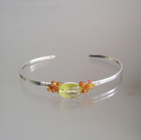 Lemon,Quartz,Sterling,Cuff,,Orange,Sapphire,Bracelet,,Modern,Design,,Minimalist,Stackable,Wire,Wrapped,,Original,Design,Jewelry,Bracelet,Wire_Wrapped,Original_Design,Lemon_Quartz,Sterling_Cuff,Orange_Sapphire,Sapphire_Bracelet,Minimalist_Cuff,Stackable_Cuff,Bellajewels,Bella_Jewels,Lemon_Quartz_Cuff,Yellow_Gold_Cuff,Modern_Design,argentium sterling silver wire,sapphires,le