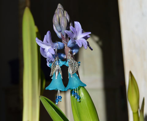 Bluebell,flower,earrings,with,Swarovski,crystals,-,blue,fairy,jewelry,bellflower,boho,elven,mori,girl,forest,Jewelry,Earrings,bluebell_jewelry,blue_flower_earrings,bluebell_earrings,elven_earrings,boho_jewelry,faerie_earrings,bellflower_jewelry,bellflower_earrings,bluebell,blue_fairy_jewelry,elven_jewelry,blue_elf_earrings,forest_earrings,woodland_fairy_jewelry