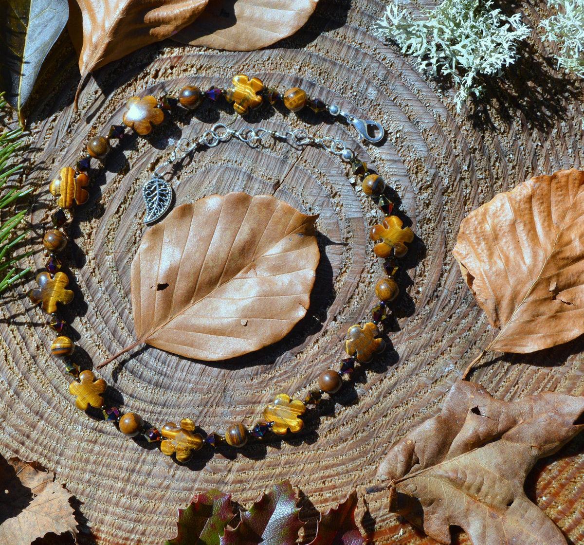 Caramel Cat S Eye Ring Diamontrigue Jewelry: Tiger Eye Choker With Swarovski Crystals