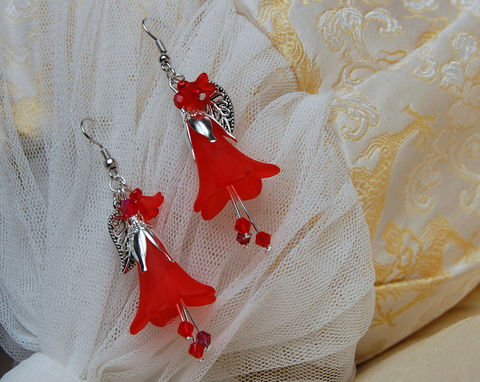 Red,Riding,Hood,earrings,-,gothic,fairy,tale,jewelry,witchy,red,flower,forest,witch,jewellery,Jewelry,Earrings,red_riding_hood,red_flower_earrings,red_flower_jewelry,gothic_earrings,dangle_earrings,witchy_earrings,red_riding_hood_jewelry,gothic_fairy,fairy_tale_jewelry,red_earrings,elven,witch_jewelry,witch_earrings,gothic_fairy_earrings,red_flowe
