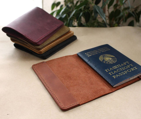 Handmade,leather,passport,holder,leather passport cover, passport cover, leather passport holder, passport holder, Free personalization, personalized gift