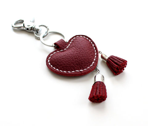 Leather,key,chain,holder,heart,leather key chain holder heart, key chain holder heart, key chain holder, chain holder heart