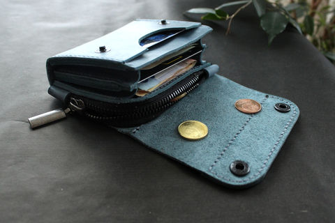 Small,leather,wallet,blue,small blue leather wallets for ladies, blue leather wallets for ladies, leather wallets for ladies, wallets for ladies, blue leather wallets, small leather wallet, Free personalization, personalized gift