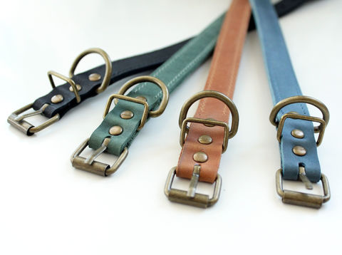 Handmade,leather,dog,collar,L,handmade leather dog braided collars, leather dog braided collars, dog braided collars
