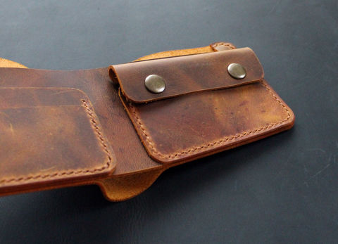 Handmade,leather,bifold,wallet,leather bifold wallet, leather wallet. handmade leather bifold wallet, Free personalization, personalized gift