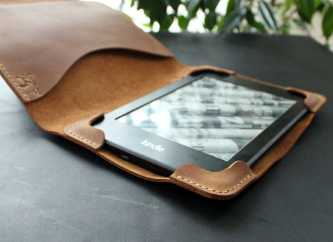 Kindle,Paperwhite,leather,case,Brown,Kindle cover, ebook cover, kindle leather case, kindle leather cover, kindle paperwhite, Smart Kindle case, magnet cover, paperwhite cover, leather cover, ereader case, paperwhite leather, paperwhite case, book cover, Free personalization, personalized gi