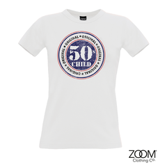 50's,Child,T.shirt,LADIES,50's t. shirt, T. Shirt, T-Shirt, Zoom Tees, Zoom T. Shirts