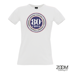 80's,Child,T.Shirt,LADIES,80's t. shirt, T. Shirt, T-Shirt, Zoom Tees, Zoom T. Shirts