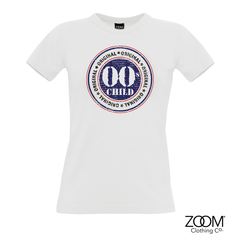 00's,Child,T.Shirt,LADIES,00's t. shirt, T. Shirt, T-Shirt, Zoom Tees, Zoom T. Shirts