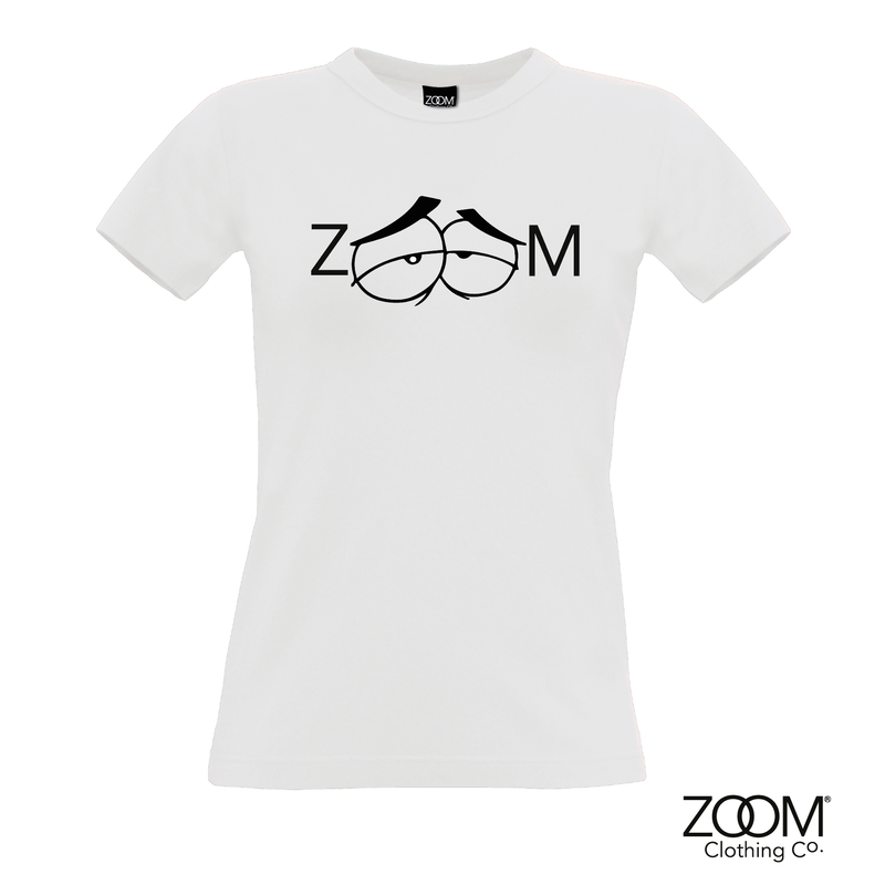 ZOOM Sleepy eye T.Shirt LADIES - product images  of