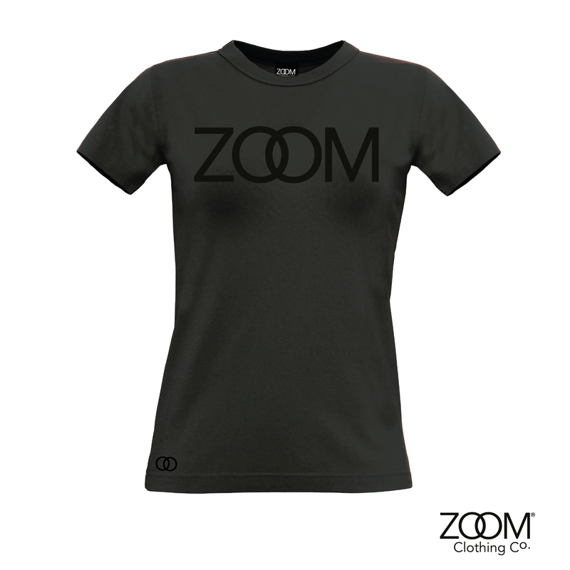 Black on Black Ladies T.shirt - product images  of