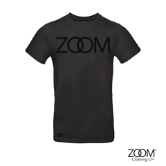 Black,on,Mens,T.shirt,Black on black, Black on black t.shirt, Zoom t.shirts, Black on black zoom