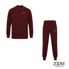 Burgundy,Mens,Lounge,Set,Zoom Lounge , Mens lounge wear