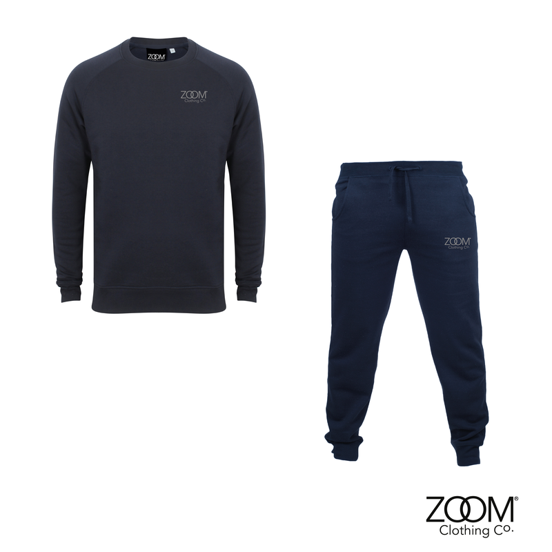 Navy Mens Lounge Set - product image
