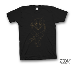 Designer,Fox,Ladies,Animals, Animal slogans, Animal t.shirts, Animal quotes