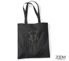 Designer,Elephant,Shopper,Bag,Shopper Bag, Designer Shopper, Designer Shopping Bags, Zoom Shopping Bags