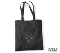 Designer,Deer,Shopper,Bag,Shopper Bag, Designer Shopper, Designer Shopping Bags, Zoom Shopping Bags