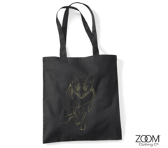Designer,Fox,Shopper,Bag,Shopper Bag, Designer Shopper, Designer Shopping Bags, Zoom Shopping Bags