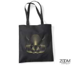 Designer,Panda,Shopper,Bag,Shopper Bag, Designer Shopper, Designer Shopping Bags, Zoom Shopping Bags