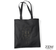 Designer,Panther,Shopper,Bag,Shopper Bag, Designer Shopper, Designer Shopping Bags, Zoom Shopping Bags