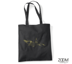 Designer,Shark,Shopper,Bag,Shopper Bag, Designer Shopper, Designer Shopping Bags, Zoom Shopping Bags