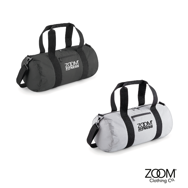 Reflective Barrel Bag - product image