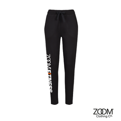 Tapered,Long,Track,Joggers,Zoom Fitness, Fitness, Gym, Zoom Fit