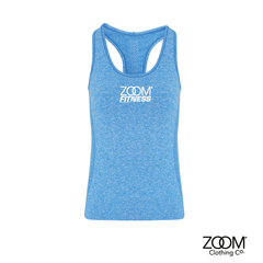 Seamless,3D,Fit,Vest,Zoom Fitness, Fitness, Gym, Zoom Fit