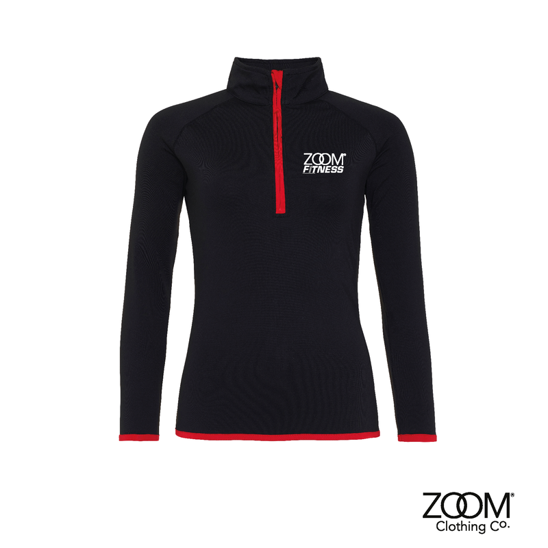 Quarter Zip Sweatshirt - product image