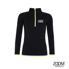 Quarter,Zip,Sweatshirt,Zoom Fitness, Fitness, Gym, Zoom Fit