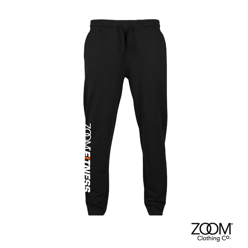 Non-Cuffed Long Jogging Bottoms - product image