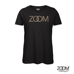 Zoom,Gold,Glitter,on,black,T.Shirts,Zoom Gold Glitter on black T.Shirts, Zoom, Zoom T. Shirts, Zoom Clothing