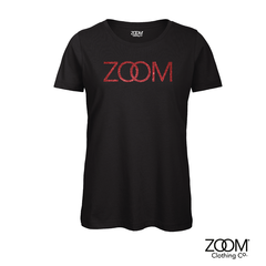 Zoom,Red,Glitter,T.Shirts,Zoom Gold Glitter T.Shirts, Zoom, Zoom T. Shirts, Zoom Clothing