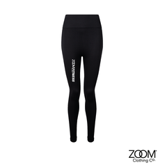Solid,Sports,Leggings,Zoom Fitness, Fitness, Gym, Zoom Fit