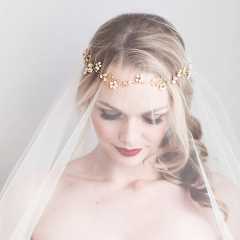 Five,Daisy,Hair,Vine,Weddings,Accessories,gold_hair_vine,hairvine,bridal_headdress,boho_hairvine,gold_hairvine,boho_bridal,boho_headdress,ivory_and_gold,boho_style_vines,boho_weddings,wedding_accessories,bridal_accessories,crystal_hairvine,swarovski crystals,silver,gold,ivory