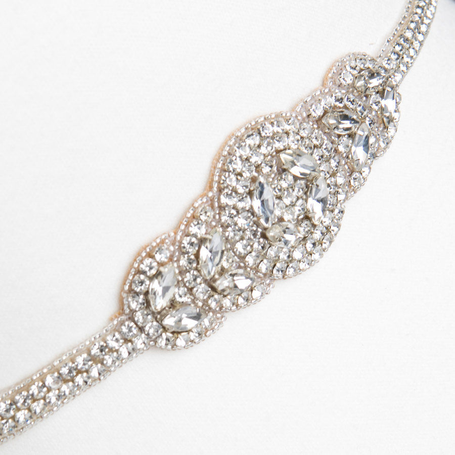 Hannah Crystal Belt - product images  of