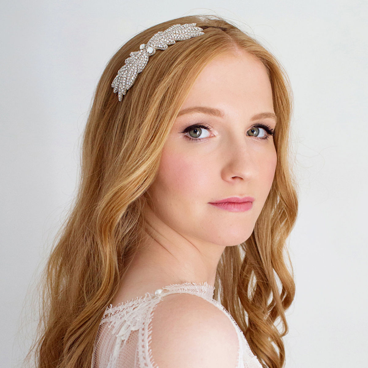 Esme Petite Bridal Comb - product images  of