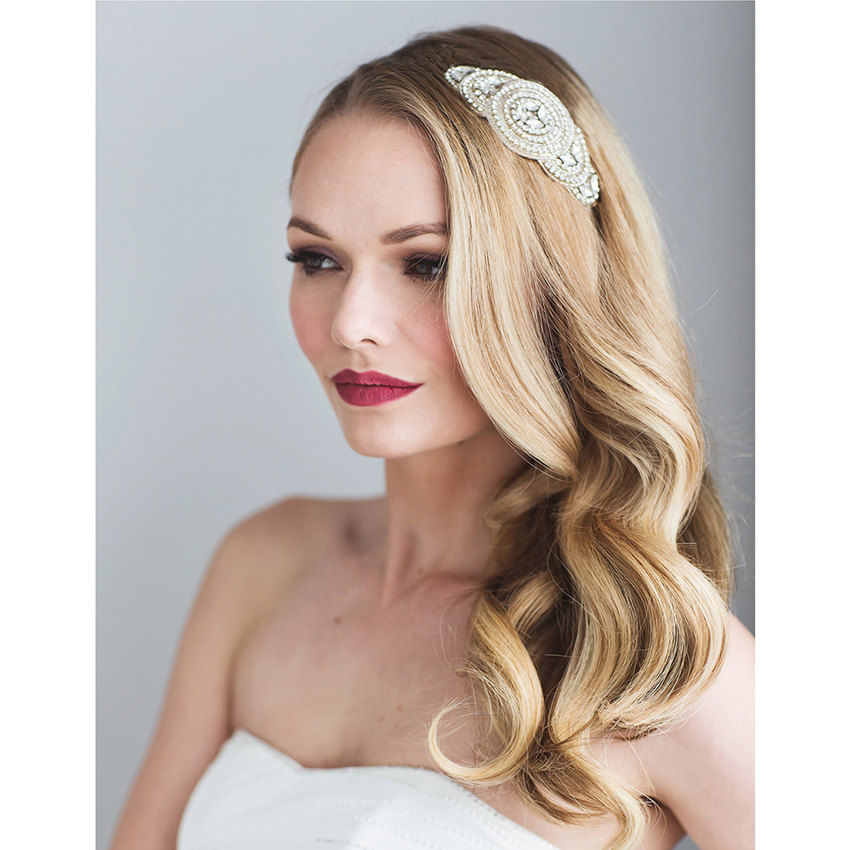 Aeron Art-Deco Headdress - product images  of