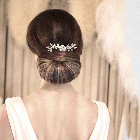 Clementine,Bridal,Comb,Weddings,Accessories,bridal_comb,rhinestone_comb,floral_bridal_comb,floral_comb,rhinestone_headdress,boho_comb,classic_comb,wedding_combs,bridal_accessories,wedding_accessories,bridal_hair_vine,bridesmaid_combs,hair_accessories