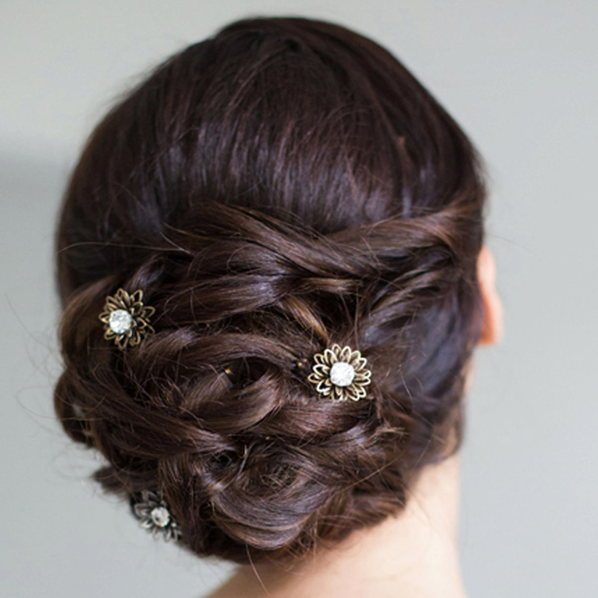 Crystal Hair Pins - product images  of