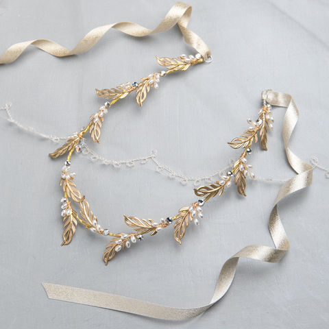 Cassandra,Gold,Grecian,Hair,Vine,Weddings,Accessories,ivory_beaded_vine,hair_vines,brides_vines_gold_leaf_hair_vine,gold_hair_vine,bridal_hair_vine,leaf_hair_vine,Grecian_hair_vine,Greek_style_vines,gold_bridal_vine,bridal_accessories,cassandra_hair_vine,wedding_hair_vine