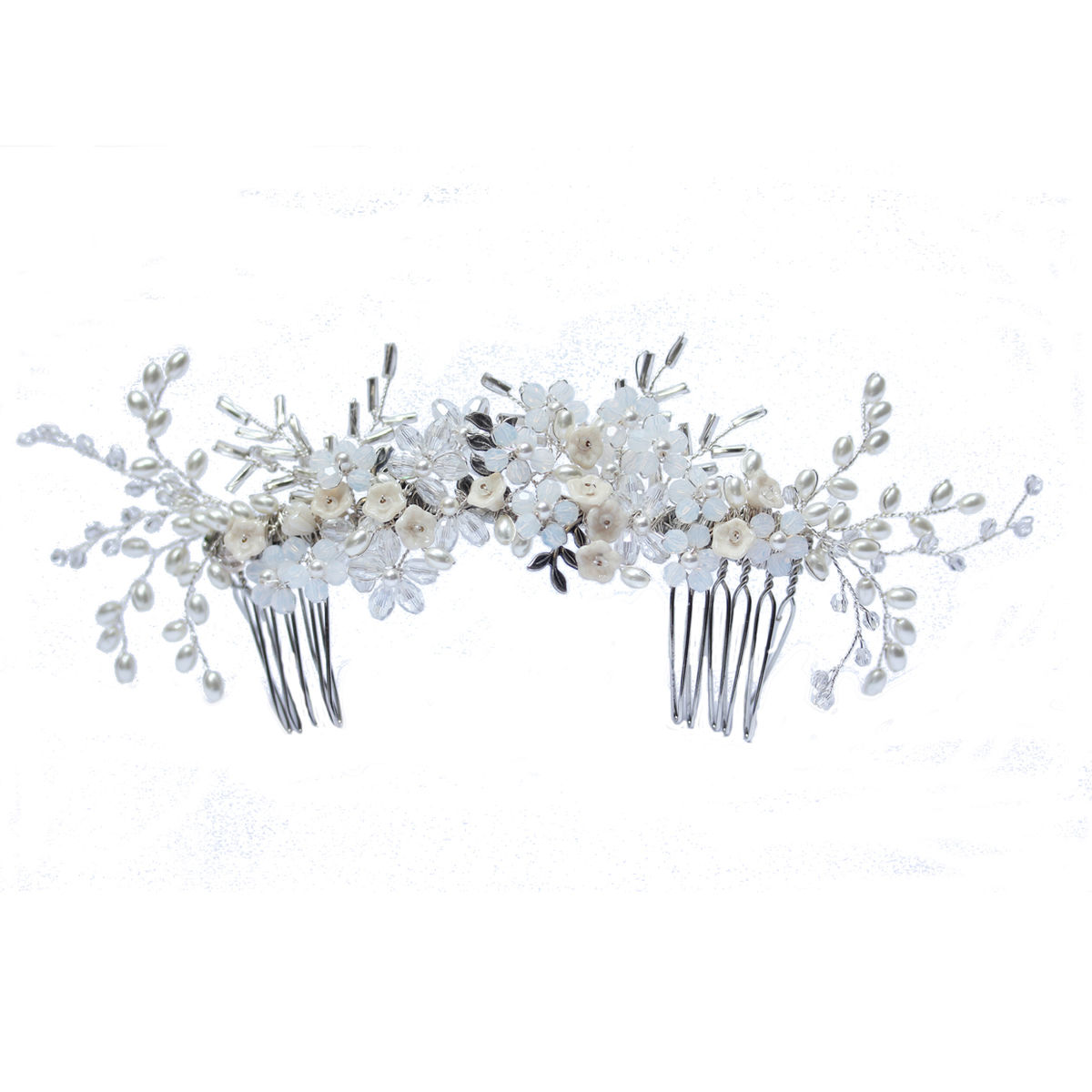 Chloe Crystal Comb - product images  of