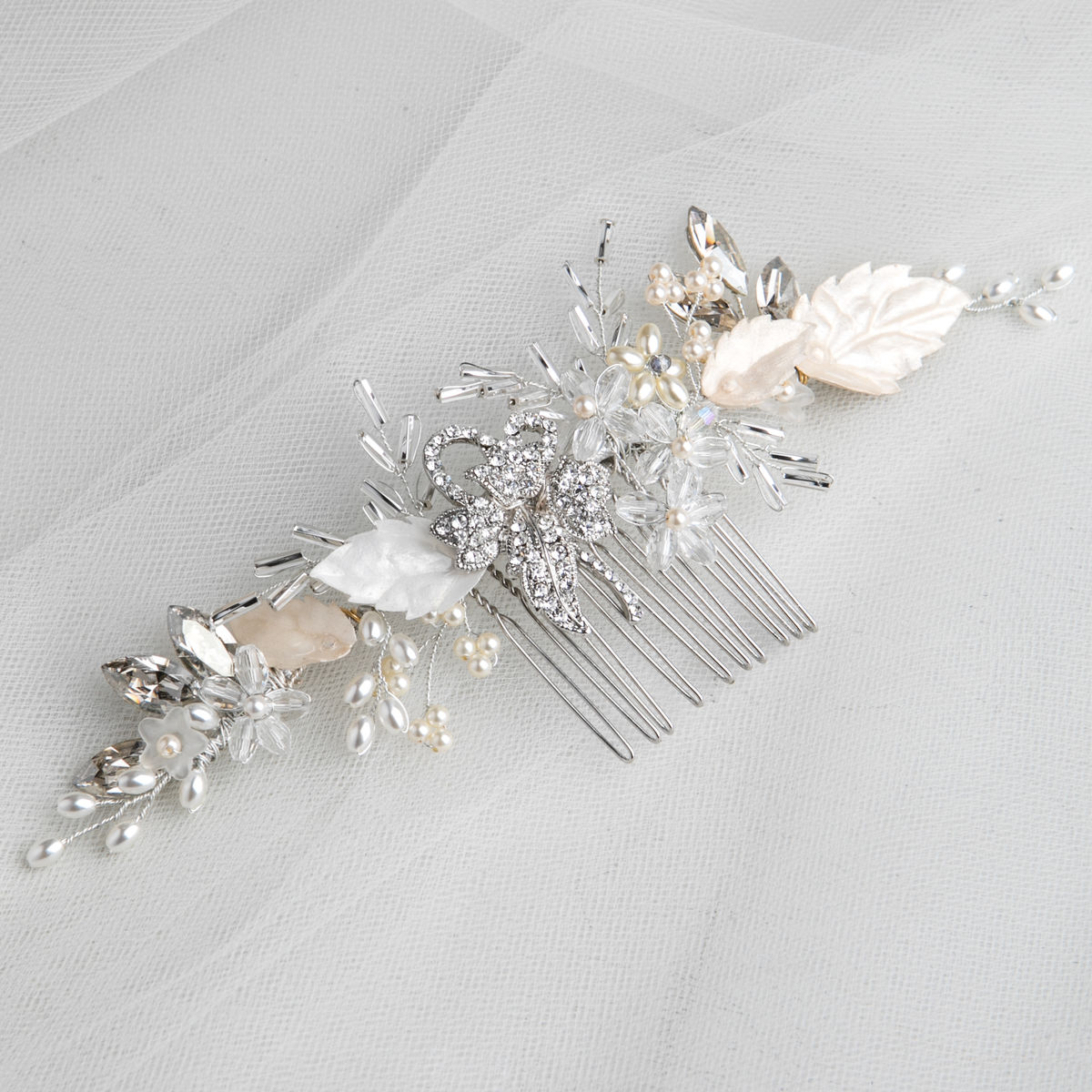 Mia Bridal Comb - product images  of