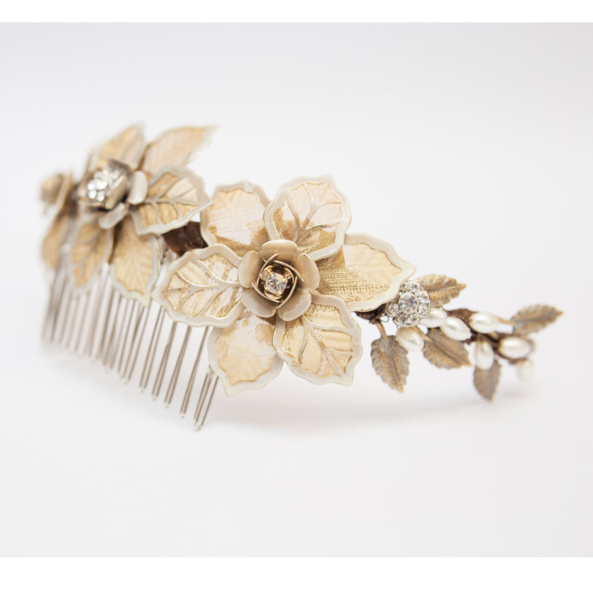 Sophia Bridal Comb - product images  of